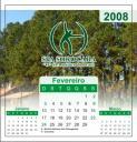 Calendario -Fevereiro