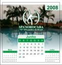 Calendario -Junho