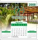 Calendario -Agosto