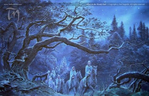 elfos-na-floresta