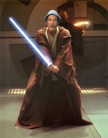 Seu Madruga é um Jedi