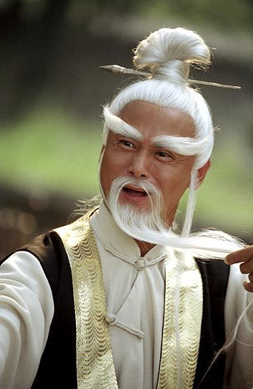 Pai Mei from Kill Bill