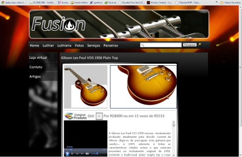 .: | Fusion Luthier | :.